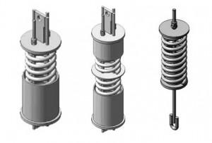 Изготовление подвесок трубопроводов