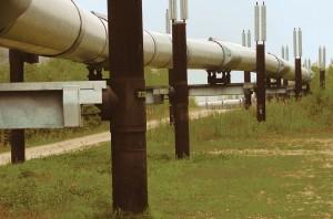 Производство опор трубопроводов