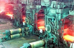 Замена пружин в металлургии