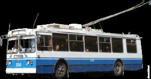 Пружины троллейбуса