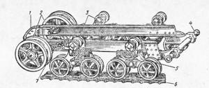 Пружины для трактора